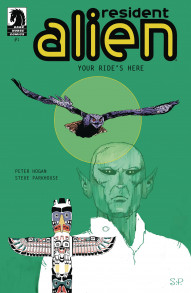 Resident Alien: Your Ride's Here #1