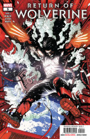 Return of Wolverine #5