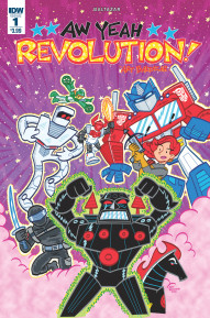 Revolution: Aw Yeah #1