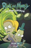 Rick and Morty: Lil' Poopy Superstar Vol. 1 TP Reviews