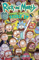 Rick and Morty: Pocket Like You Stole It  Collected TP Reviews