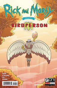Rick and Morty Presents: Bird Person #1