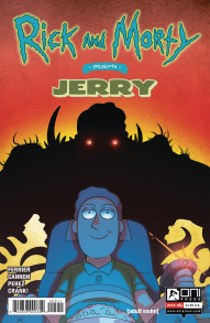 Rick and Morty Presents: Jerry #1
