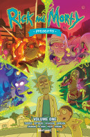 Rick and Morty Presents Vol. 1 Collected Reviews