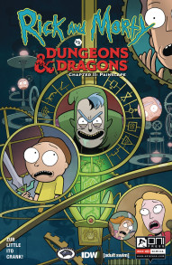 Rick and Morty vs. Dungeons & Dragons II #3