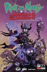Rick and Morty vs. Dungeons & Dragons II #4
