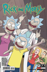 Rick and Morty #55