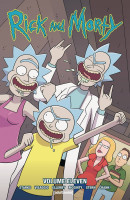 Rick and Morty Vol. 11 TP Reviews
