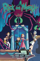 Rick and Morty Vol. 6 TP Reviews