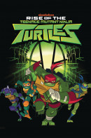 Rise of the Teenage Mutant Ninja Turtles Vol. 1 TP Reviews