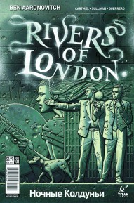 Rivers of London: Night Witches