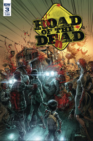 Road of the Dead: Highway to Hell #3