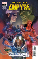 Road To Empyre: The Kree/Skrull War #1