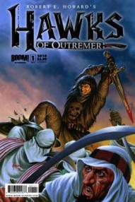 Robert E. Howard's Hawks of Outremer #1