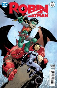 Robin: Son of Batman #13