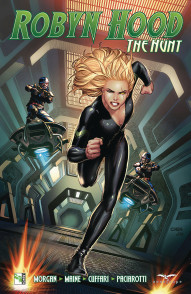 Robyn Hood: The Hunt Collected