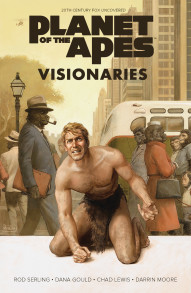 Rod Serling's Planet of the Apes: Visionaries #1
