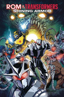 ROM vs. Transformers: Shining Armor  Collected TP Reviews