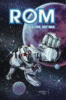 Rom Cold Fire, Hot War TP Reviews