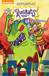 Rugrats: R is for Reptar 2018 Special #1