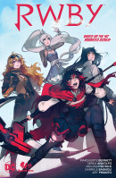 RWBY  Collected TP Reviews
