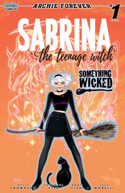 Vault 35 Sabrina Something Wicked #1 Cover C NM 2020 Archie
