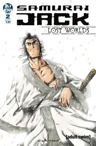 Samurai Jack: Lost Worlds #2