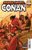 Savage Sword of Conan #3