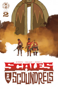 Scales And Scoundrels #2