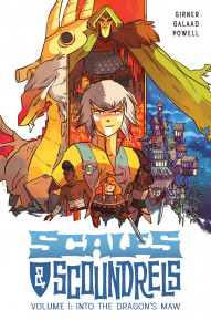 Scales And Scoundrels Vol. 1: Into The Dragons Maw