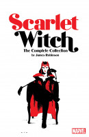 Scarlet Witch By James Robinson Complete Collection TP Reviews