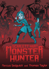 Scarlett Hart: Monster Hunter #1