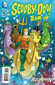 Scooby-Doo Team-up #14