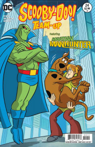 Scooby-Doo Team-up #24