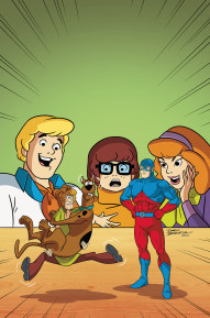 Scooby-Doo Team-up #31