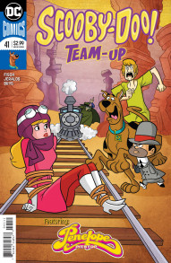 Scooby-Doo Team-up #41