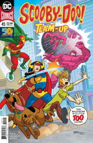 Scooby-Doo Team-up #45