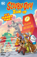 Scooby-Doo Team-up It's Scooby Time! TP Reviews