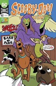 Scooby Doo Where Are You? #102