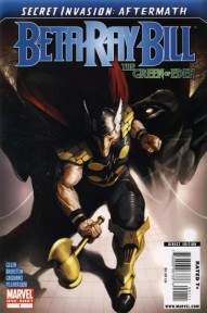 Secret Invasion Aftermath: Beta Ray Bill: The Green of Eden #1