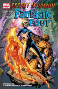 Secret Invasion: Fantastic Four #1