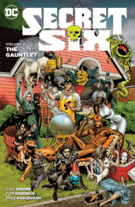 Secret Six Vol. 2: The Gauntlet