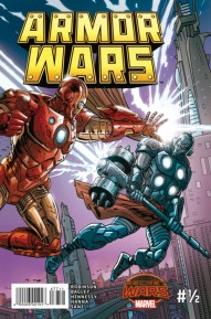 Secret Wars: Armor Wars (FCBD 2015)