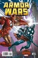 Secret Wars: Armor Wars (FCBD 2015) #0.5