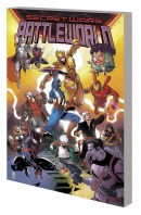 Secret Wars Journal Battleworld TP Reviews