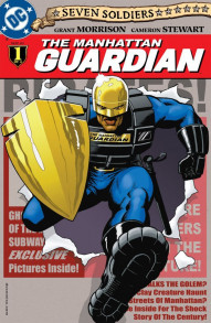 Seven Soldiers of Victory: Guardian #1