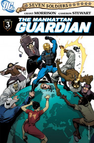 Seven Soldiers of Victory: Guardian #3