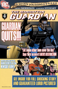 Seven Soldiers of Victory: Guardian #4