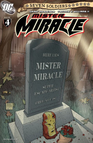 Seven Soldiers of Victory: Mister Miracle #4