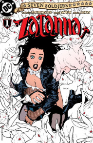 Seven Soldiers of Victory: Zatanna #1